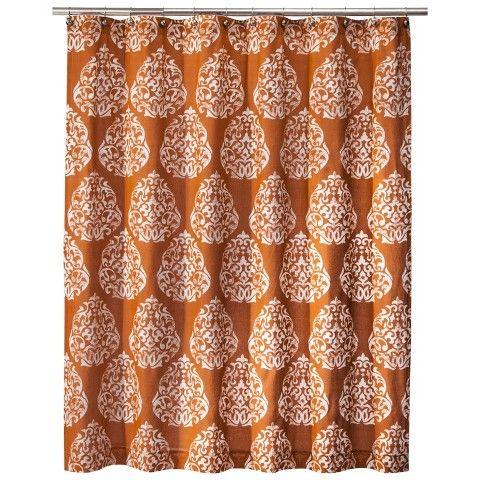 MudhutTM Hope Shower Curtain