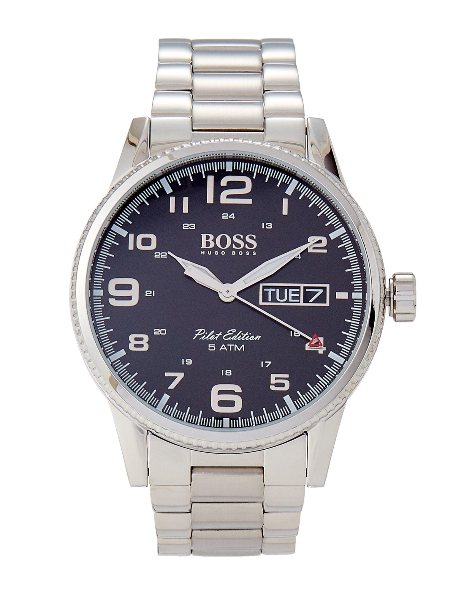 6e919cb7b 1513327 Silver-Tone Pilot Vintage Style Watch in 2019 | *Apparel ...