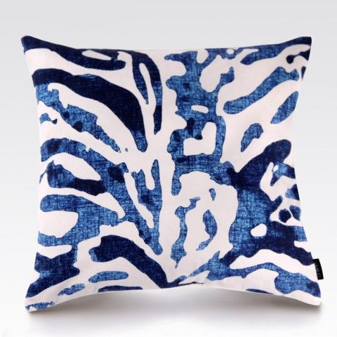 Black And White Zebra Pillows For Couch Modern Minimalist Style Sofa Cushions