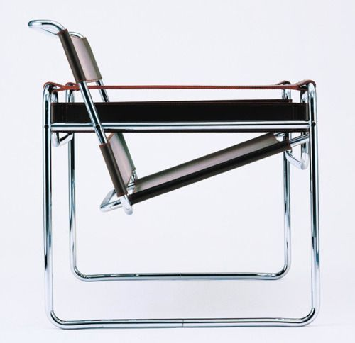 Bauhaus MarcelBreuer Wassily armchair Wassily chair by