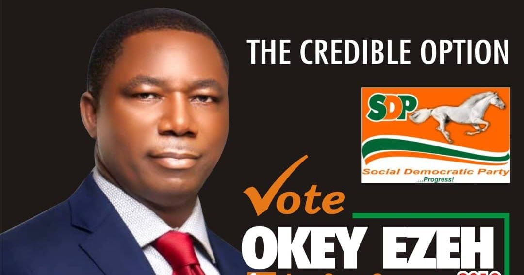Imo 2019 10 Things You Should Know About SDP Candidate