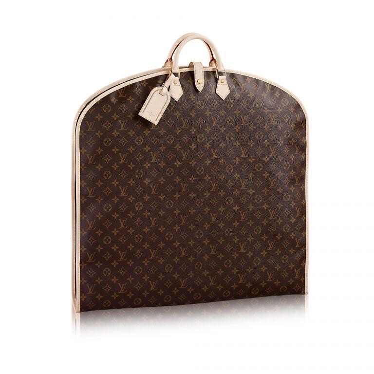 967684962169 Louis Vuitton Monogram Canvas Garment bag #112194-   Designer bags ...