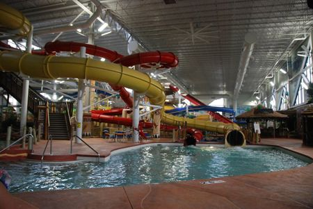 Kalahari Waterpark Resort A Bit Of Africa In The Midwest Best Family Vacation Destinations Family Vacation Destinations Beach Water Park