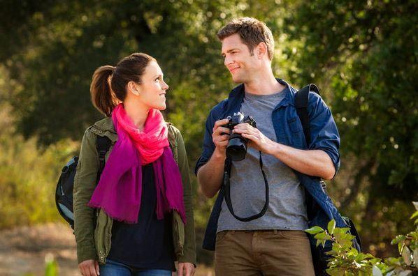 Hallmark romantic comedies