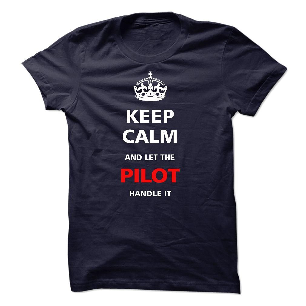 I am a Pilot - If you are a Pilot. This shirt is a MUST HAVE (Pilot Tshirts)