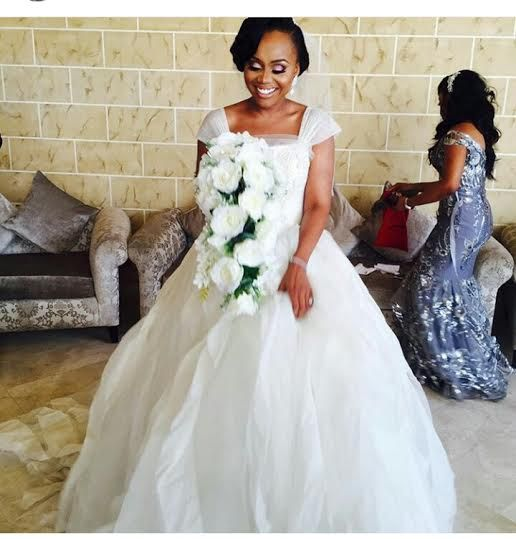 Mabel Naija's Blog (MNB)                                                      : CELEBRITY NEWS: Cynthia Obianodo In Her Vera Wang ...