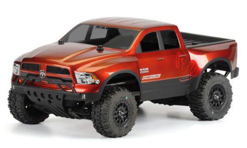 Pro Line 2013 Dodge Ram 1500 Short Course Truck Body Slash 2wd 4x4 Sc10 3420 00 Lifted Trucks Diesel Trucks Trucks