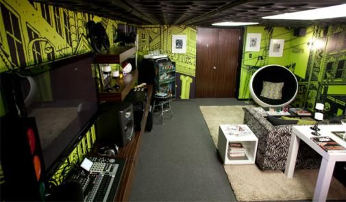 Simple Man Cave Garage : Turn any room into a man cave men and