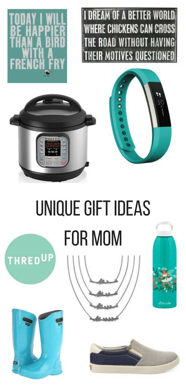 Unique gift ideas for mom mothers day gift ideas unique gifts find the perfect mothers day gift ideas with this list of unique gift ideas for mom negle Gallery