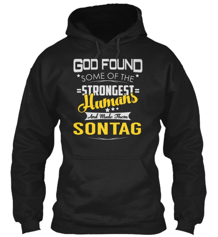 SONTAG - Strongest Humans #Sontag