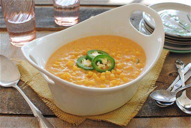 Maple-Orange Sweet Potato Mash & Slow Cooker Creamed Corn