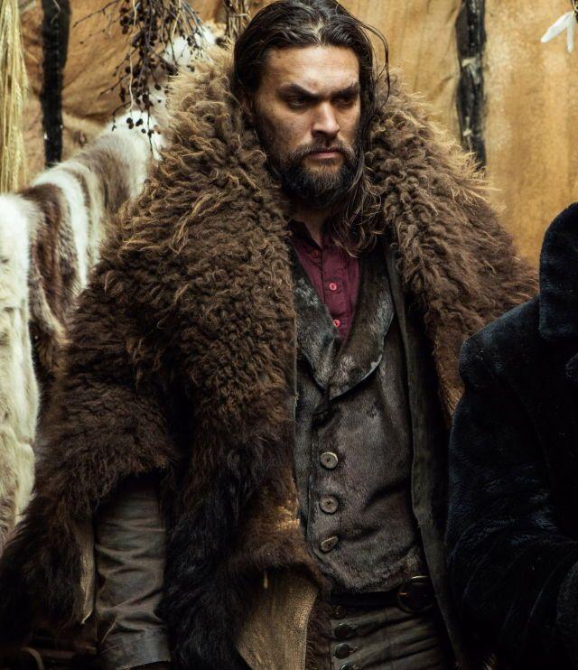 Jason Momoa. My Mountain Man