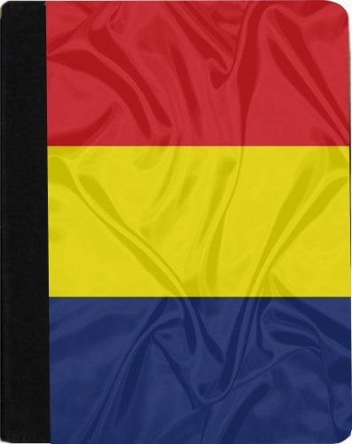 Rikki KnightTM Romania Flag Kindle® FireTM Notebook Case Black Faux Leather - Unisex (Not for Kindle Fire HD) by Rikki Knight. $48.99. The Kindle® FireTM Notebook Case made out of Black Faux Leather is the perfect accessory to protect your Kindle® FireTM in Style providing the ultimate protection your Kindle® FireTM needs The image is vibrant and professionally printed - The .gif Kindle® FireTM Case is truly the perfect gift for yourself or your loved one. - DISCLAIMER:- Al...