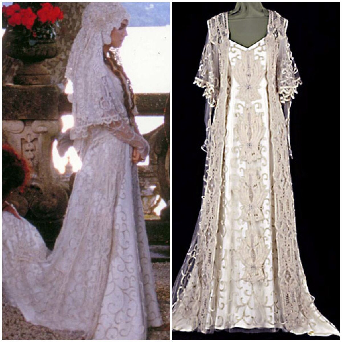 padme\'s wedding dress - Bing Images | Star Wars/Sci-fi | Pinterest