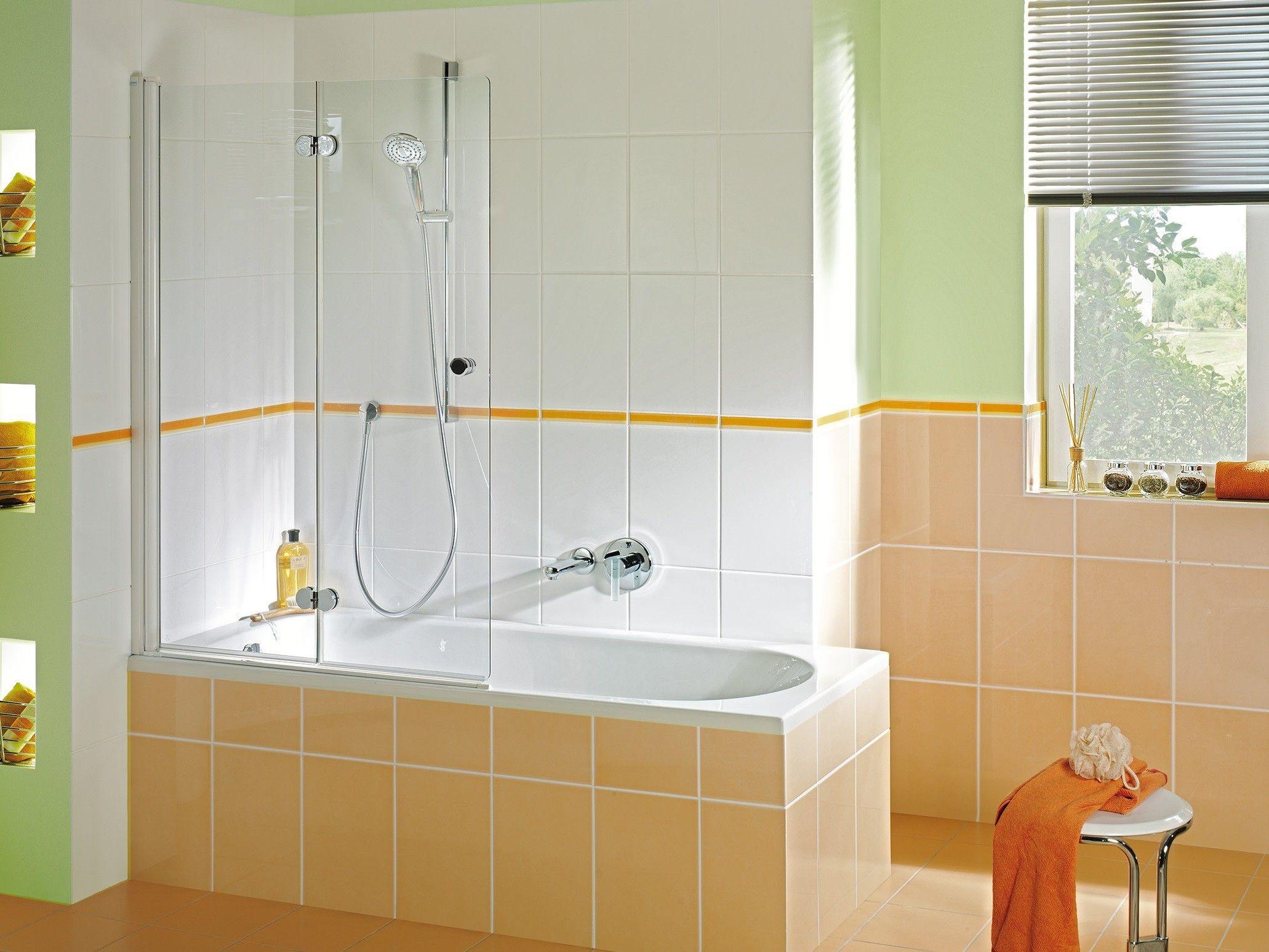 Duschabtrennung Badewanne Hohe 160 Corner Bathtub Bathtub Alcove Bathtub