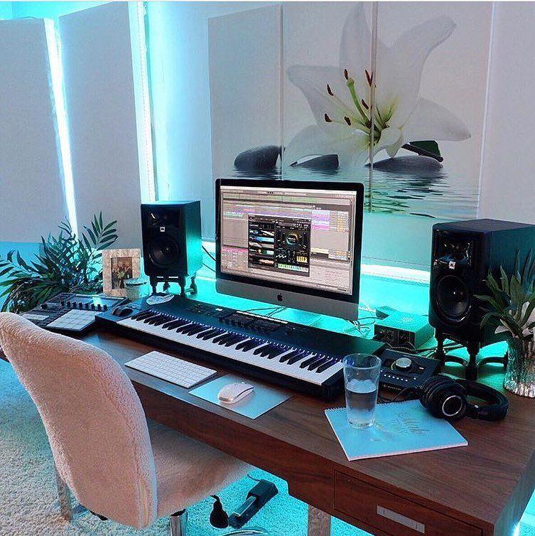 Beats maker studio enregistrement instrumental rap