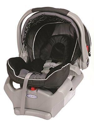 Graco SnugRide Classic Connect 35 Infant Car Seat, Viceroy | Baby ...