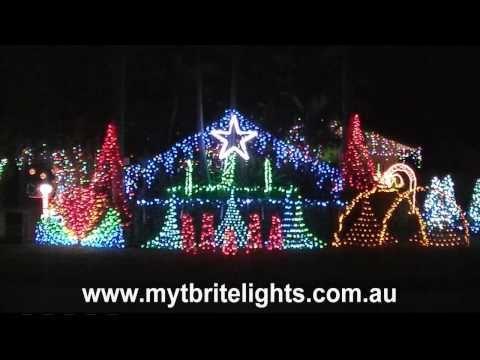 Spectromagic All My T Brite Lights Australia S Brightest Christmas Lights Christmas Lights Christmas Light Displays Led Christmas Lights