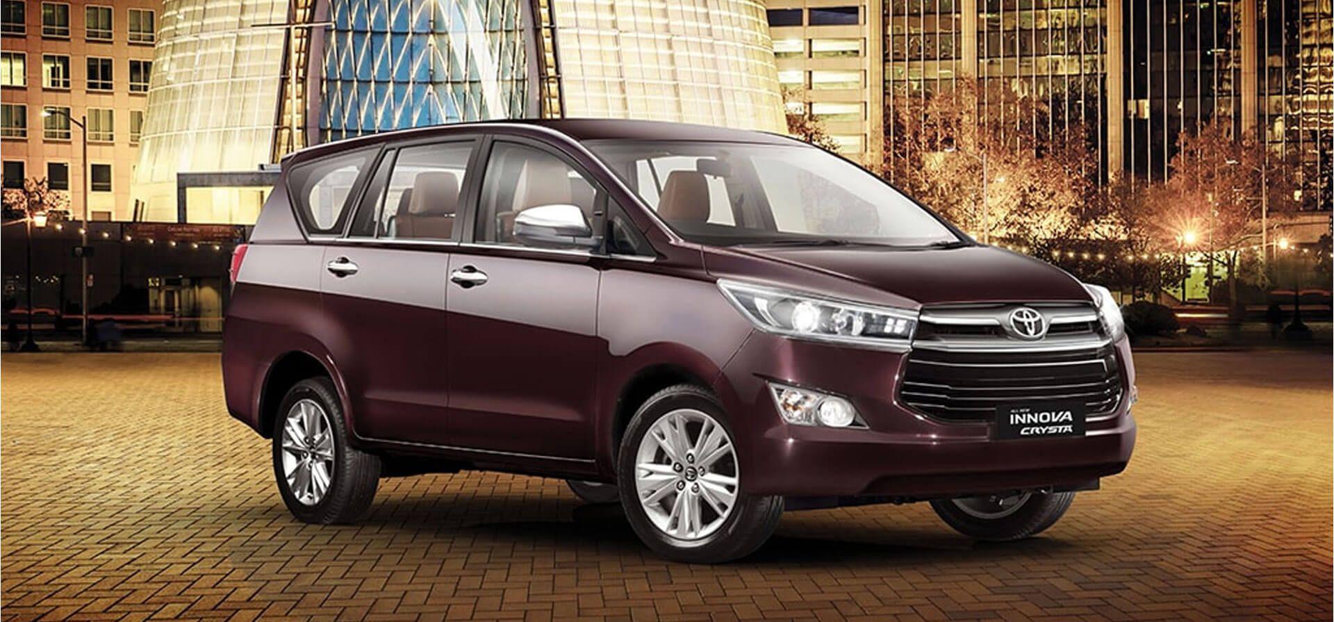 Adarek Rent a Car Toyota innova, Car rental, Toyota