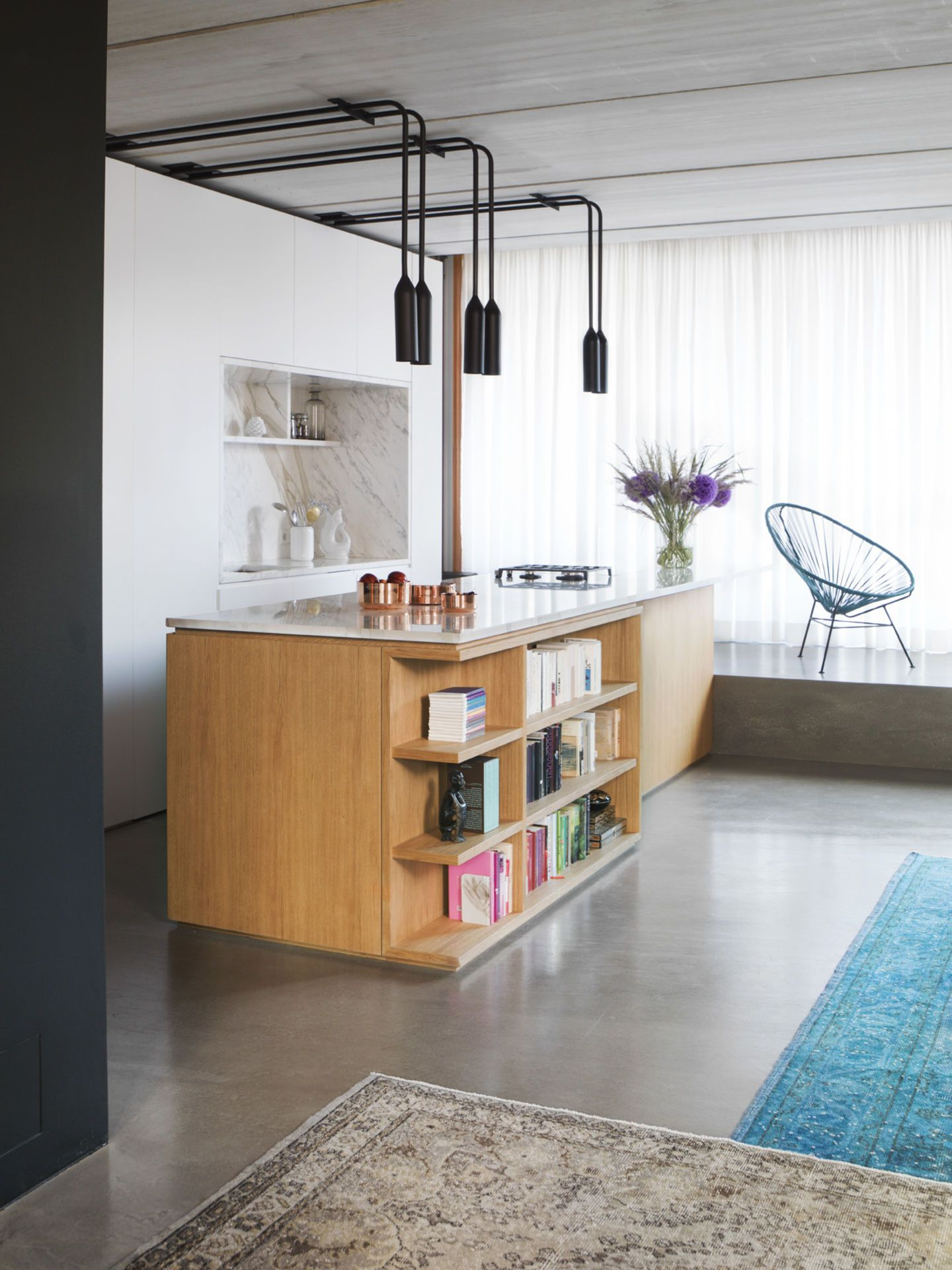 Bruzkus Batek Architekten Esters Apartment Berlin Germany  # Muebles Only Cali