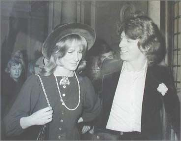 Marchioness of Londonderry | Georgie with Nicolette, the ex-Marchioness of Londonderry