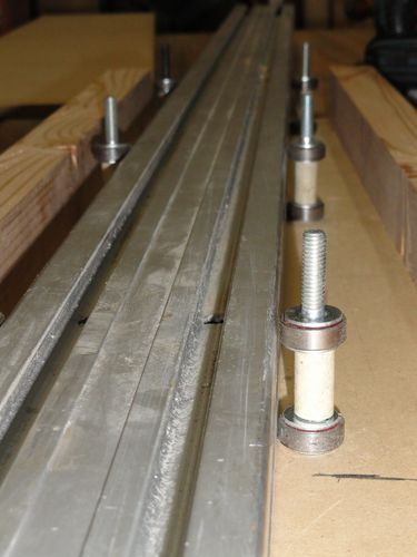 Shop built Sliding table for Tablesaw #6: Building the Outrigger - by Todd Swartwood @ LumberJocks.com ~ woodworking community