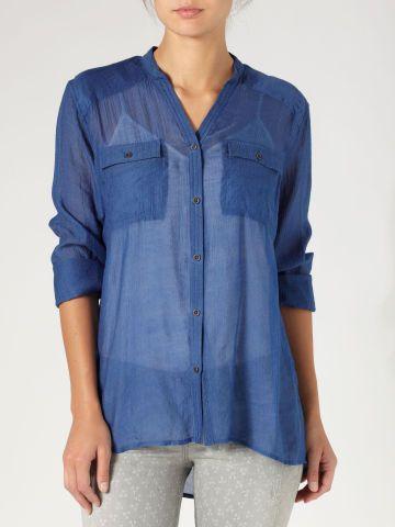 QSW Wayward Button Up Shirt