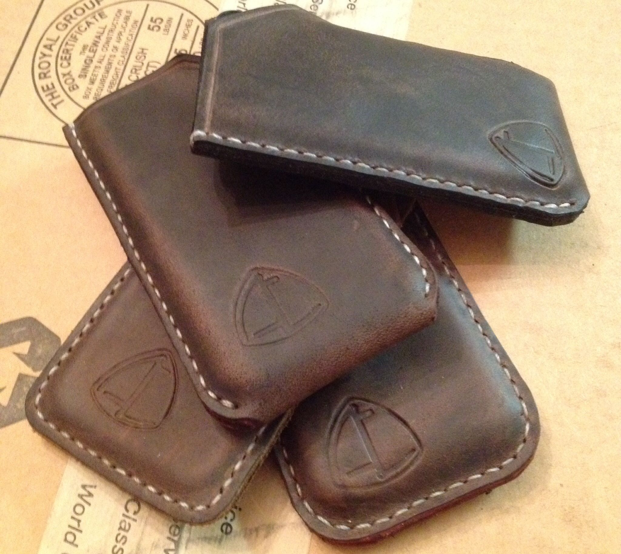Leather and leather goods
