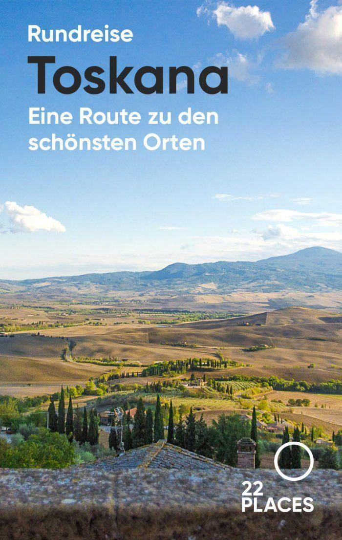 Tour por la Toscana: una ruta a los lugares más bellos