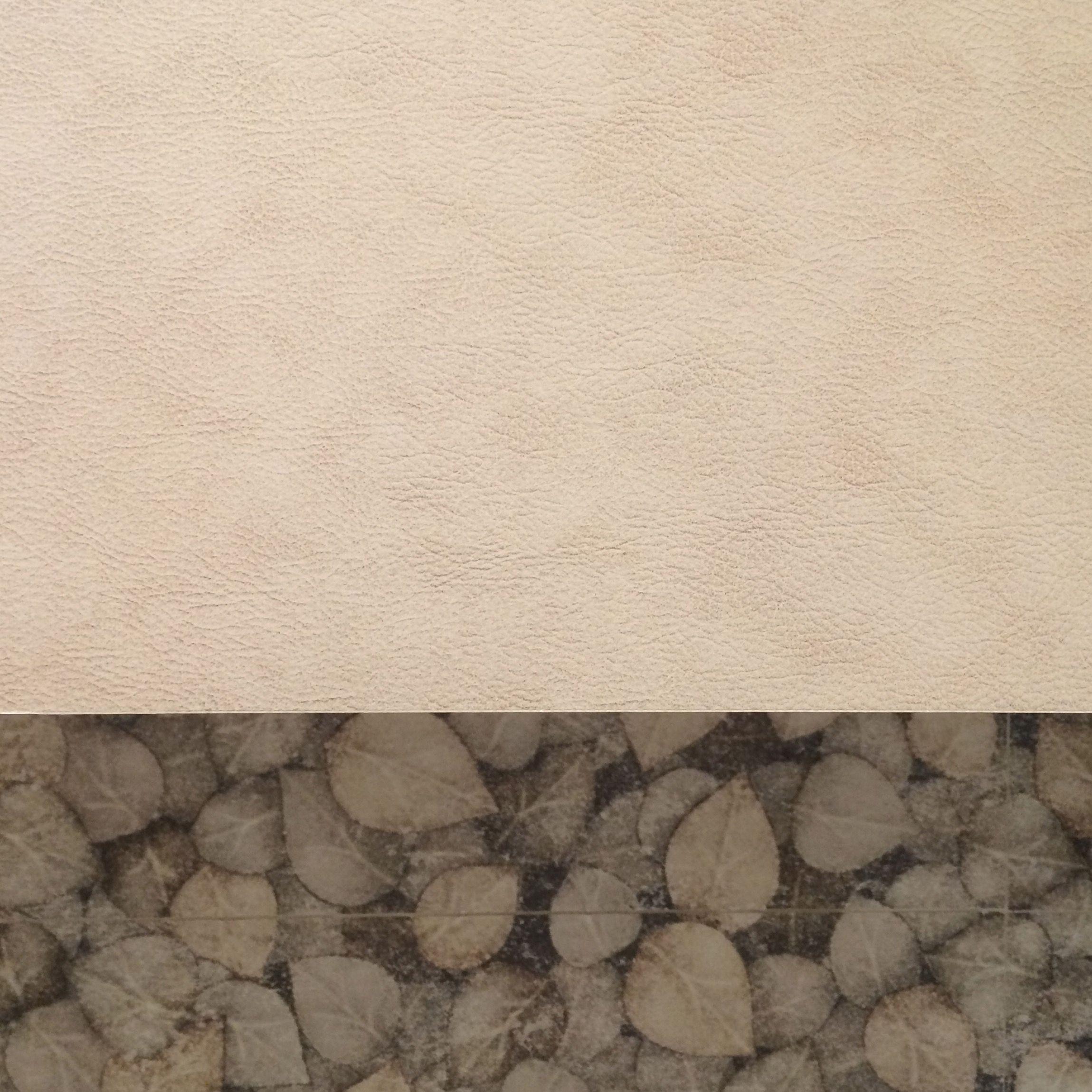 Texturas Camurça Folhagem em alto relevo