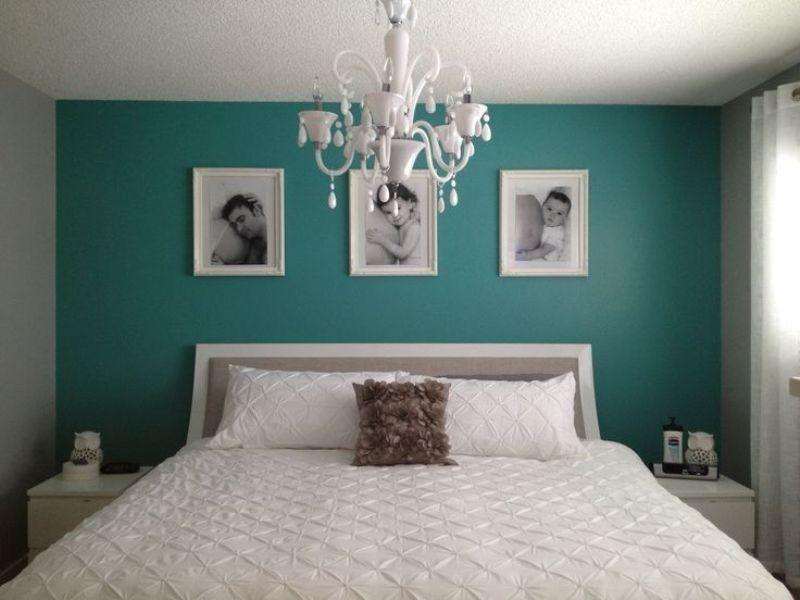 26++ Teal bedroom info