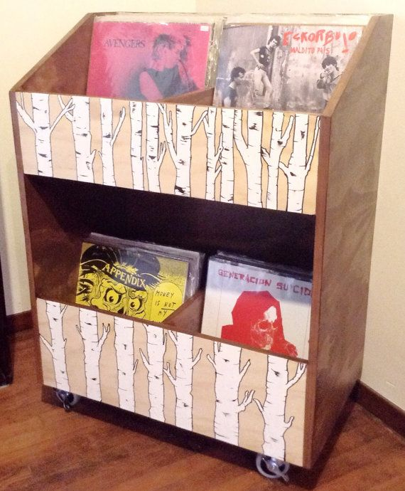 Lp Vinyl Record Storage Shelf 500 Capacity Record Store Style Record Storage Vinyl Record Storage Shelf Vinyl Record Storage