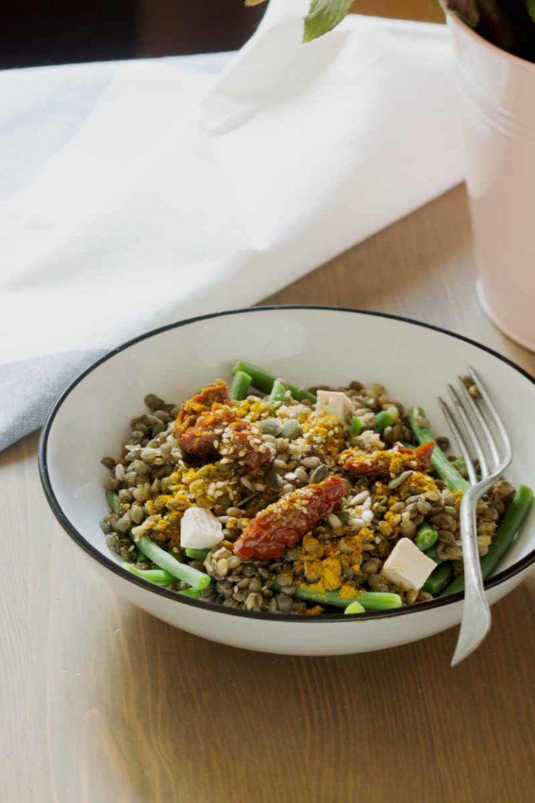 Une semaine de menus vegan équilibrés