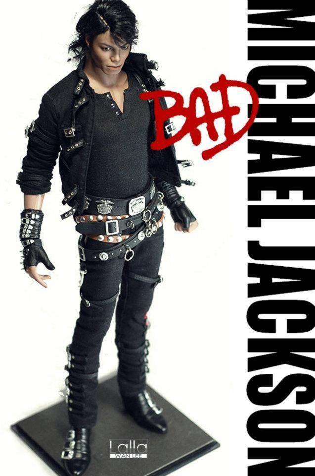 Custom michael jackson toy bad discussione custom for Jackson toys