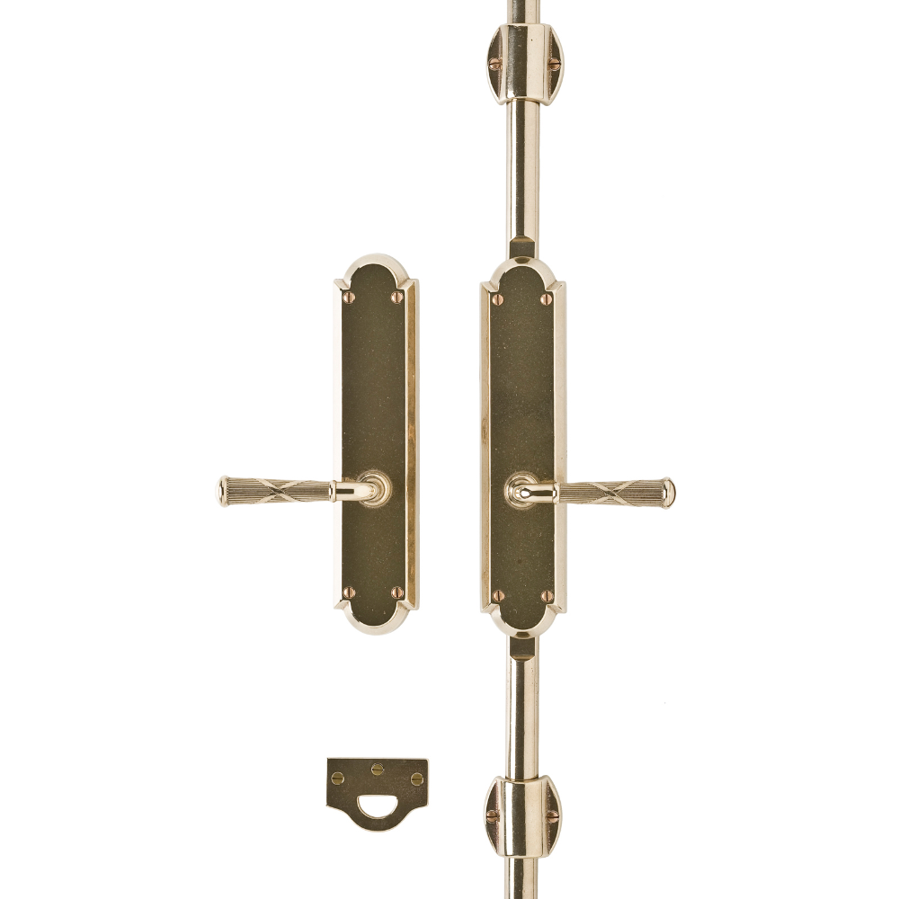 Arched Cremone Bolt Set Ce709 Rocky Mountain Hardware Door Hardware Interior French Doors Interior French Door Decor