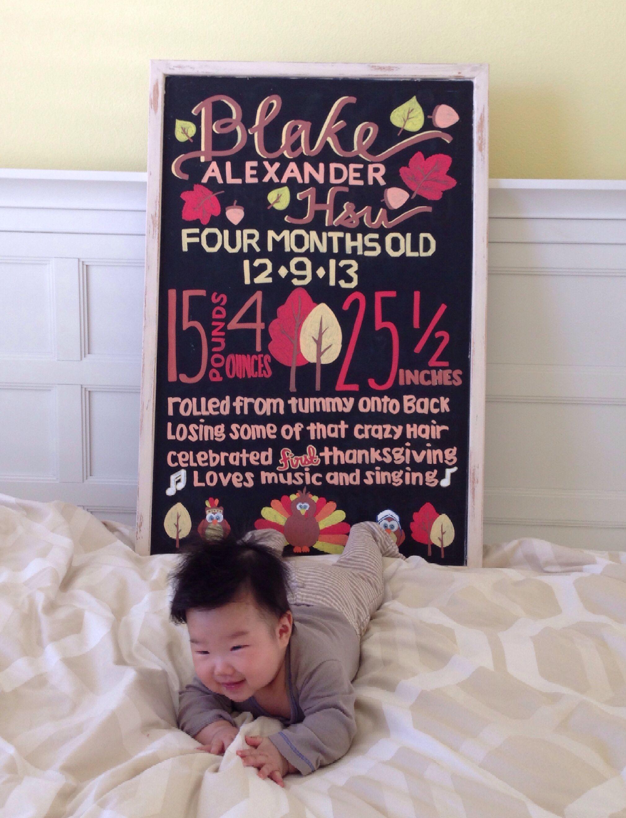 Pin By Meweddings Mel On Blake Alexander Fall Baby Pictures Monthly Baby Pictures Baby Pictures