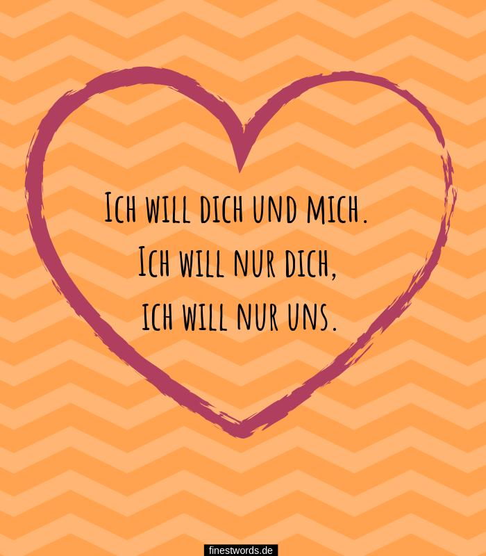 43 süße Liebessprüche für Sie - finestwords.de | Liebe
