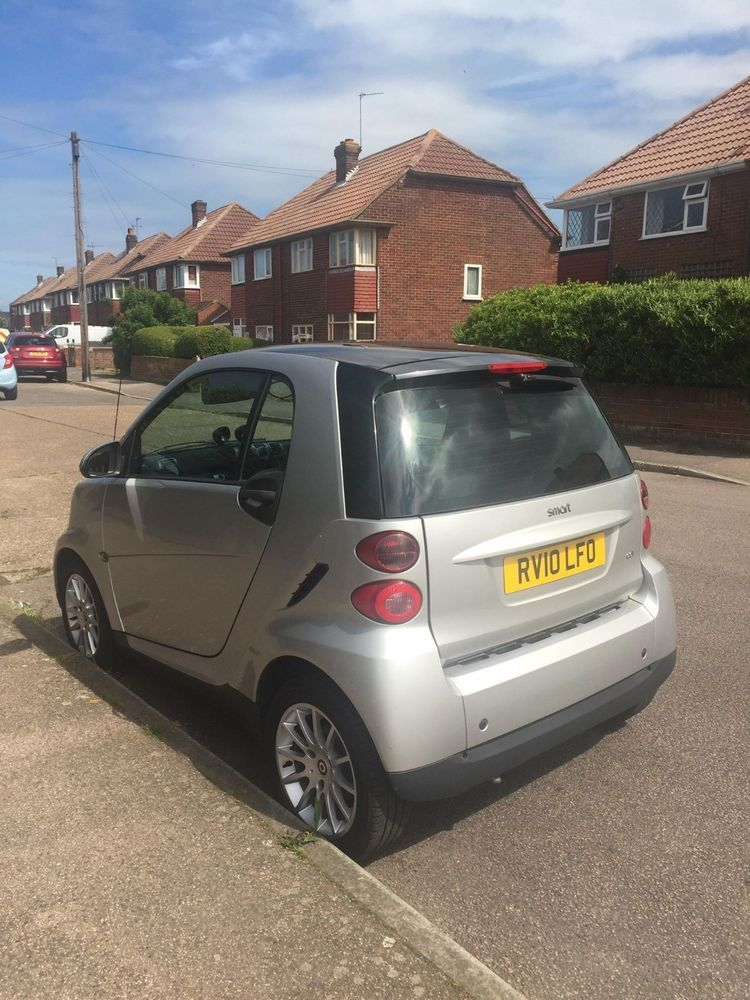 Ebay Smart Car Fortwo Pion Cdi Sel 2010 Spares Repairs Actuator Problem