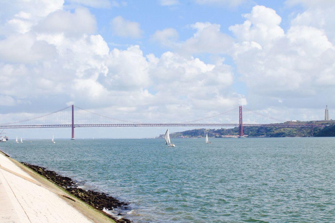 Vasco de Gama, Lisbona.
