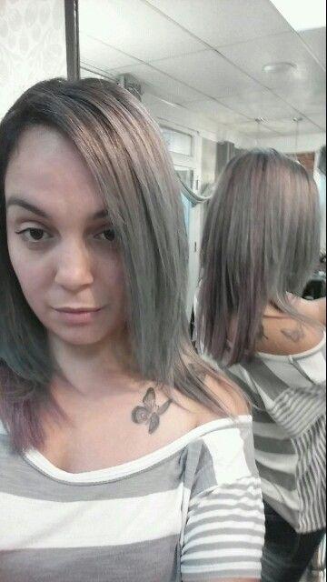 Grey and Purple YC