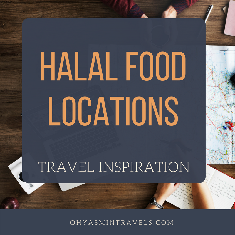 Ohyasmintravels Muslim Photographer And Travel Writer Traveling By Yourself Travel Writer Halal Recipes