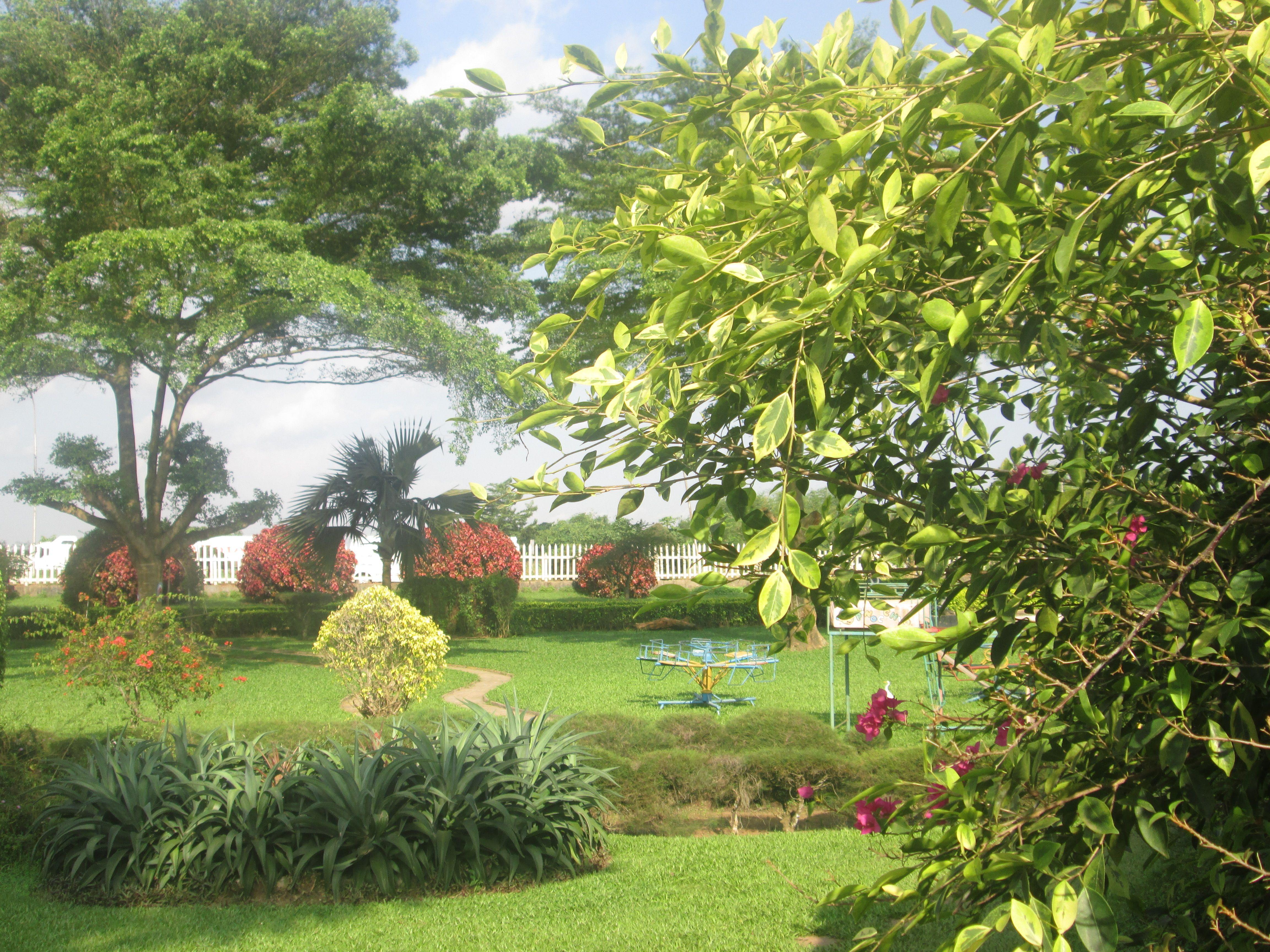 Jhalobia Gardens in Lagos, Lagos NIGERIA   Garden, Garden ...