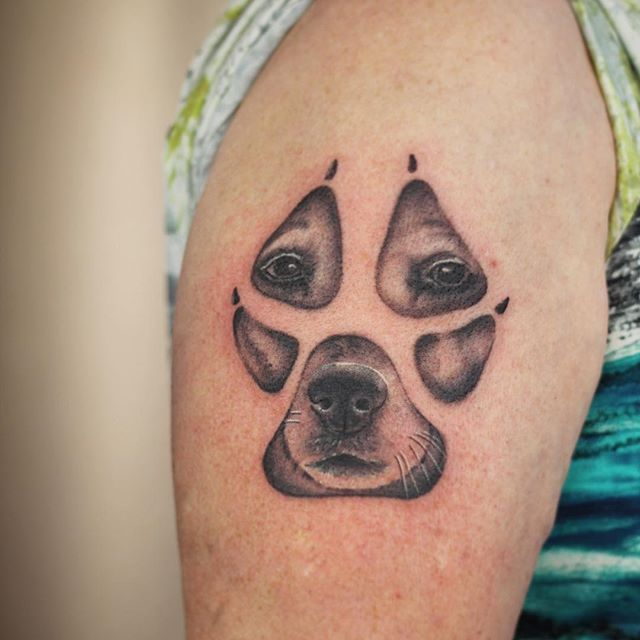 Done by @cindyvanschie Jacky B, first dog portrait #dog #dogs #dogsofinsta #dogportrait #dogpaw #portrait #animalart #animalartist #dogtattoo #dogart #dogartist #dogdrawing #doglife #doglove #doglover #dogsofinstagram #nature #naturetattoos #natureart #wildness #drawings #instatattoo #tattoos #blackandgreytattoo #art_we_inspire #art #artwork #scheveningen #denhaag #thehague @redhottattoos