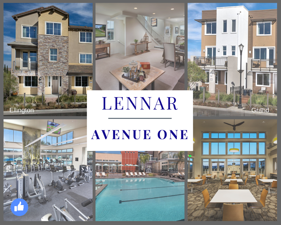 Avenue One offers upscale townhomes in San Jose with up to