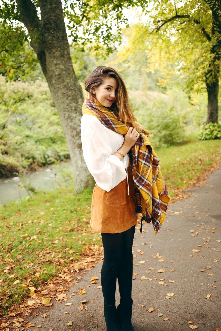 The It Fall Clothing Colors Of The Season: Autumn Clothes, Zoella Outfits, Fashion