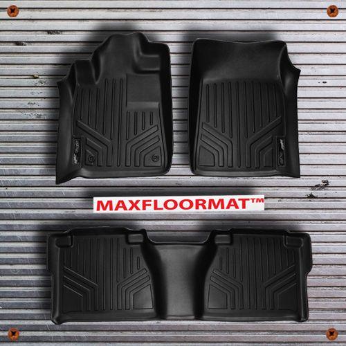 2013 2016 mazda cx 5 maxfloormat all weather custom floor mat liner black mazda cx 5. Black Bedroom Furniture Sets. Home Design Ideas