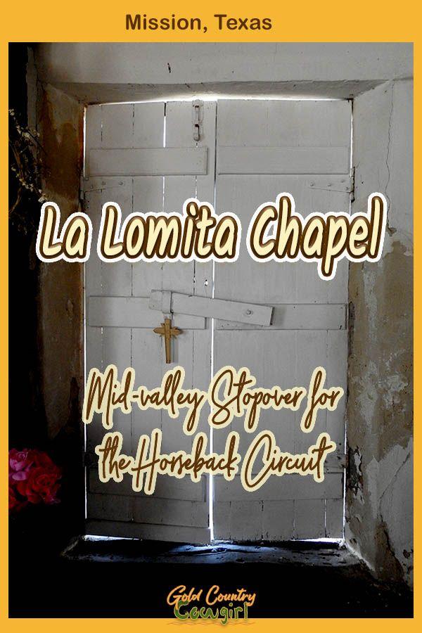 Photo of Petite chapelle de La Lomita a joué un rôle important dans la vallée | Cow-girl de pays d'or