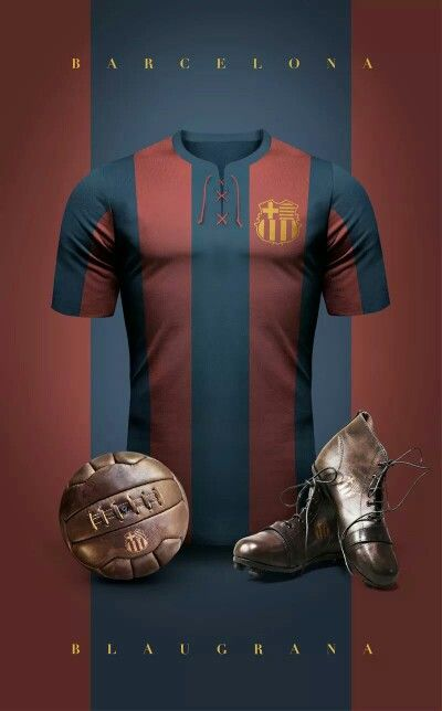 Retro barça D Retro Football 9be83204faced