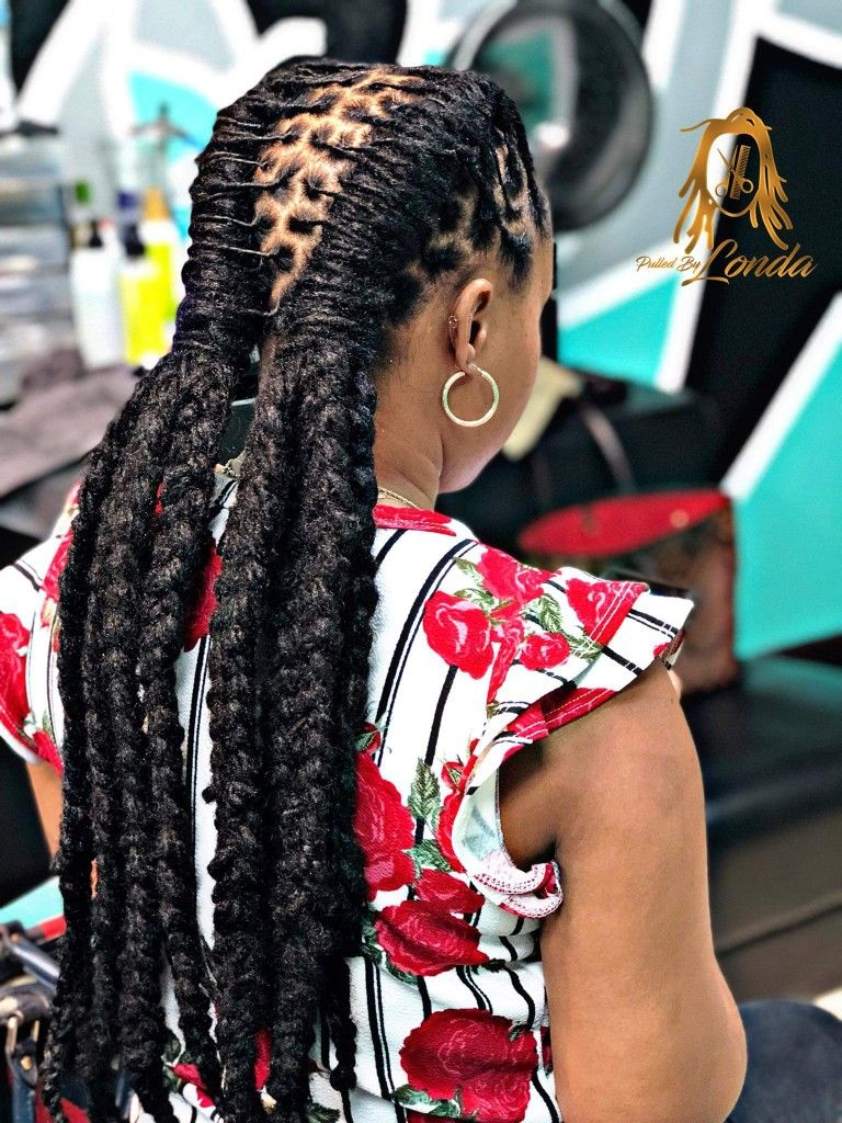 Dreadlocs Dreadlocks Dreads Locs Dreadstyles Locstyles Locnation Nappyroots Locs4life Dreadlock Hairstyles Black Locs Hairstyles Natural Hair Styles