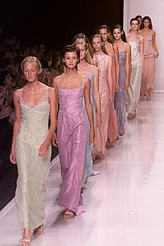 Photo of Badgley Mischka Spring 2000 Ready-to-Wear Fashion Show